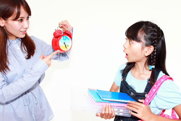 Teaching Kids How to Manage Time