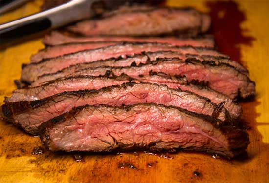 Grilled Flank Steak Recipe - North Texas Kids Magazine