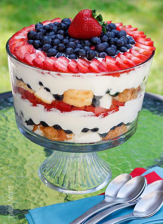 Memorial Day Desserts - Patriotic Desserts - North Texas Kids Magazine