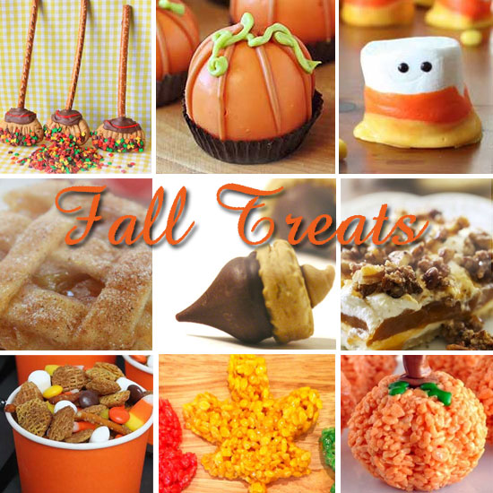 Kid Friendly Fall Treats - North Texas Kids Magazine