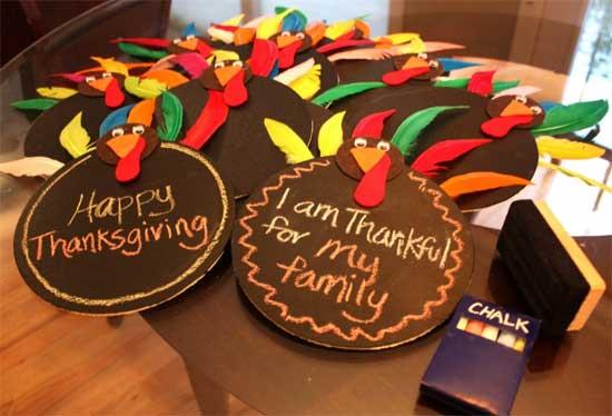 Ways to Teach Kids About Thanksgiving