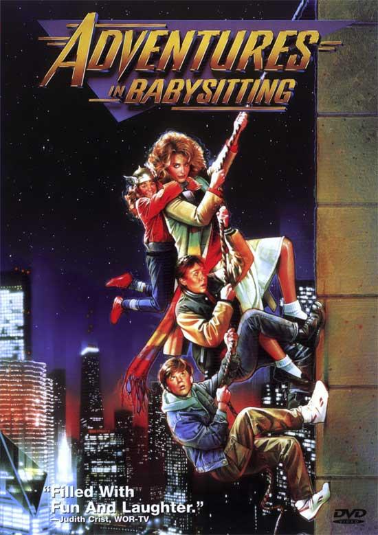Adventures in Babysitting DVD Giveaway - North Texas Kids Magazine