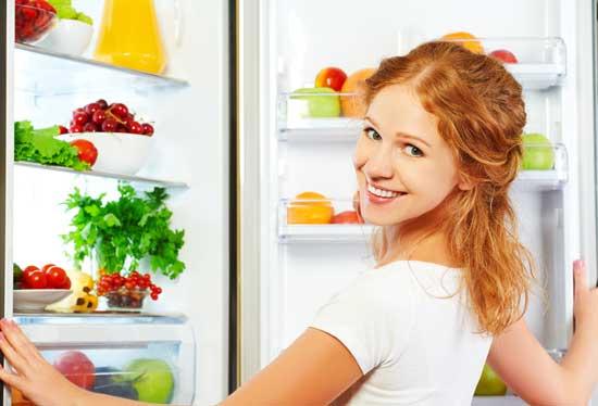 Refrigerator organizated
