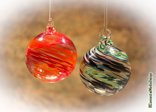 Vetro Glassblowing Ornament Making - Handblown Glass Ornaments - North Texas Kids Magazine