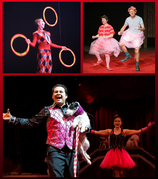 Lone Star Circus - La Fete - North Texas Kids Magazine