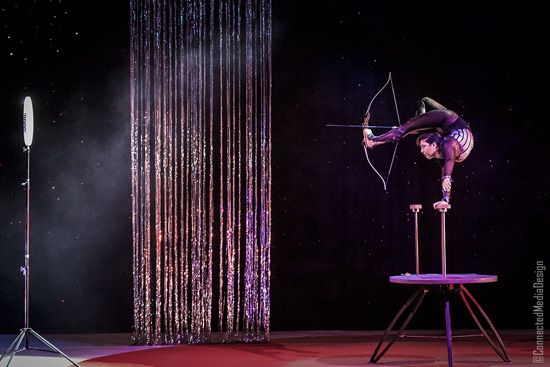 Sasha Pivaral - La Fete - Lone Star Circus - Dallas Children's Theater - North Texas Kids Magazine (CMD)