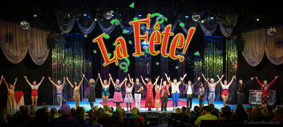 Finale - La Fete - Lone Star Circus - Dallas Children's Theater - North Texas Kids Magazine (CMD)