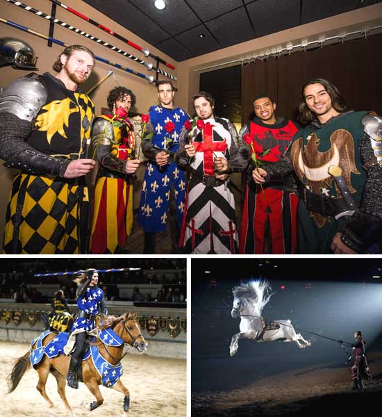 Medieval Times - North Texas Kids Magazine
