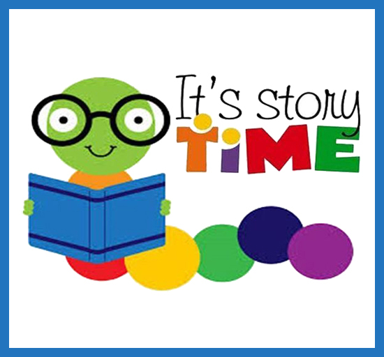 Story time - North Texas Kids Magazine