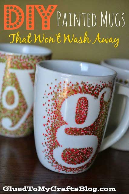 Teacher Appreciation Gifts - Monogrammed Mug - North Texas Kids Magazine