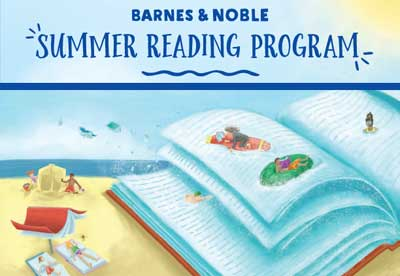 Barnes & Noble Summer Reading - North Texas Kids Magazine