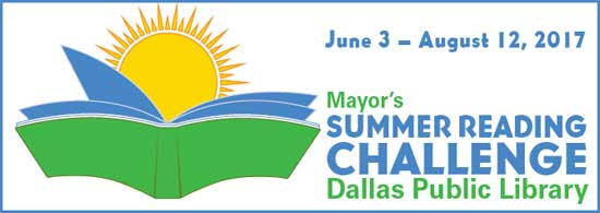 Dallas Mayor's Summer Reading Challenge - North Texas Kids Magazine