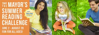 Frisco Mayor's Summer Reading Challenge - North Texas Kids Magazine