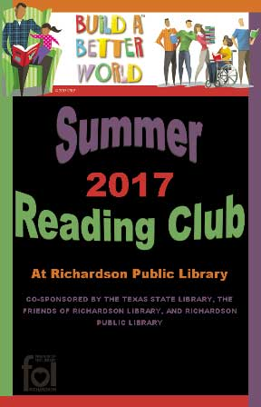 Richardson Public Library Summer Reading - North Texas Kids Magazine