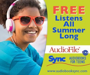 SYNC free audio books for teens for the summer - North Texas Kids Magazine