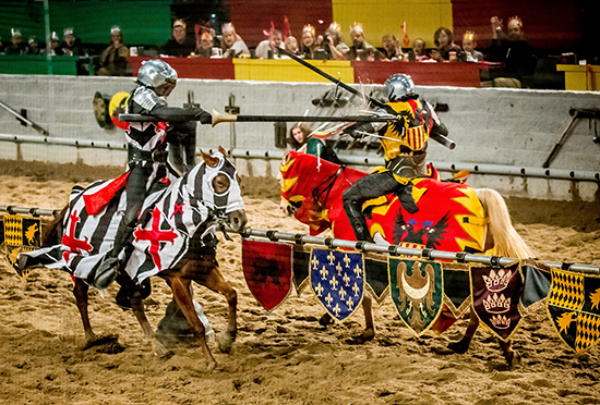 Medieval Times Dallas - North Texas Kids Magazine