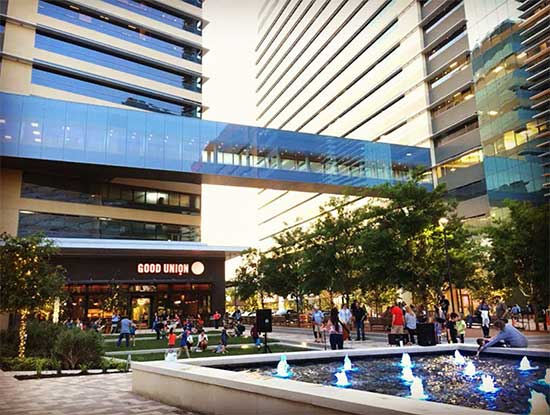 CityLine Plaza Fall Live Music Series - North Texas Kids Magazine