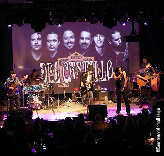 Del Castillo Concert - Mina Frannea Review - North Texas Kids Magazine