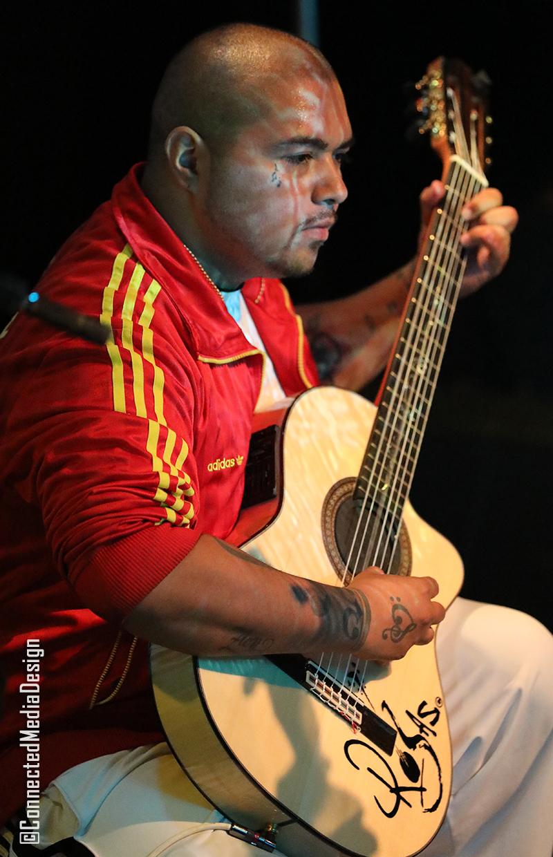 Rojas at Del Castillo Concert - Mina Frannea Review - North Texas Kids Magazine