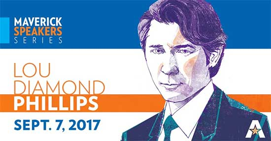 An Evening with Lou Diamond Phillips - North Texas Kids Magazine