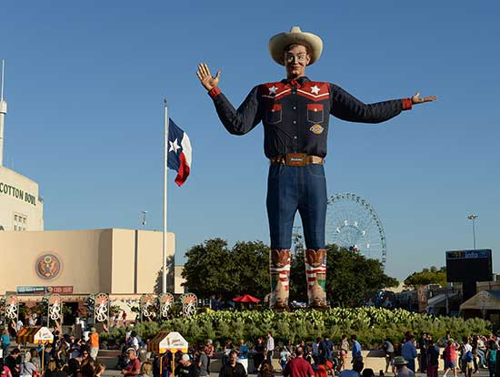 State Fair of Texas Big Tex - North Texas Kids Magazine