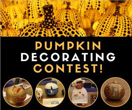 DMA Pumpkin Decorating Contest - North Texas Kids Magazine
