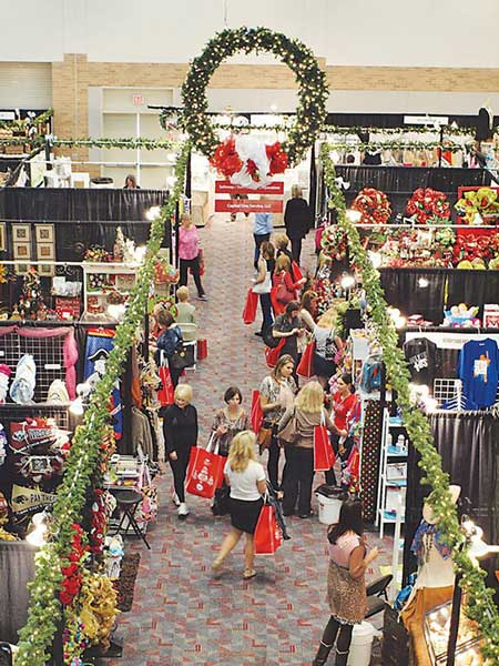 """Neath the Wreath Holiday Gift Market - North Texas Kids Magazine"