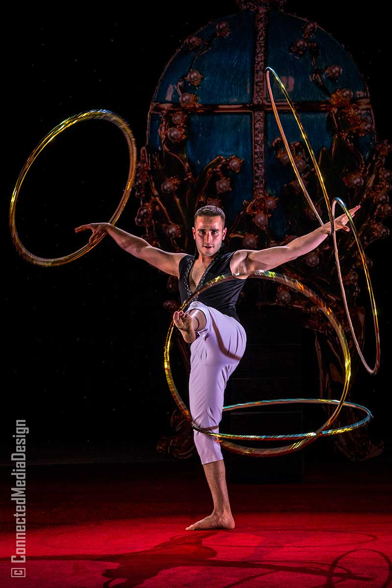 Asaf Mor - Cirque Joyeux - Lone Star Circus - North Texas Kids Magazine