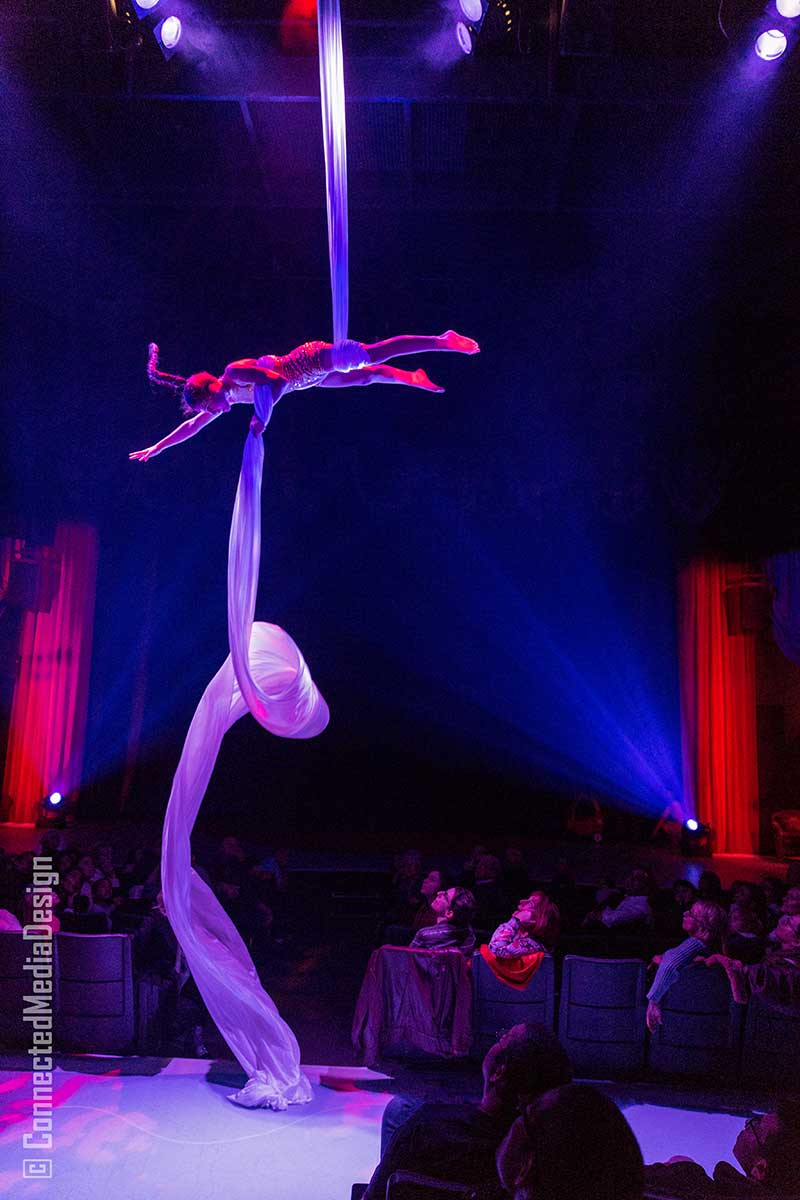 Gitana Doyle - Cirque Joyeux - Lone Star Circus - North Texas Kids Magazine