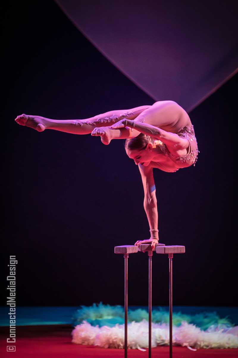 Irina Naumenko - Cirque Joyeux - Lone Star Circius - North Texas Kids Magazine
