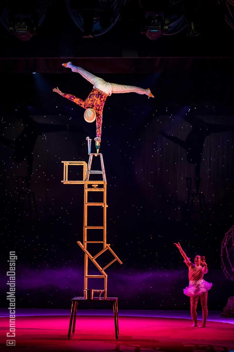 Rokardy - Cirque Joyeux - Lone Star Circus - North Texas Kids Magzine