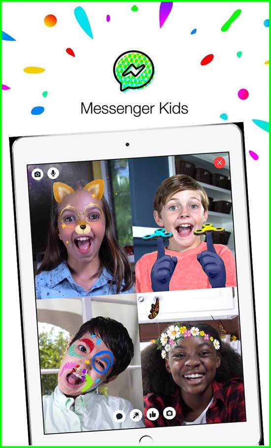 Facebook Messenger for Kids - North Texas Kids Magazine