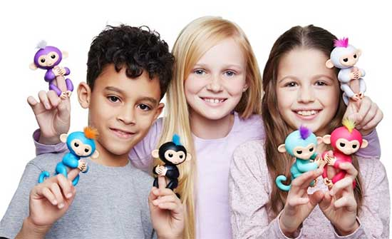 Fingerlings - Top 10 Toys - North Texas Kids Magazine