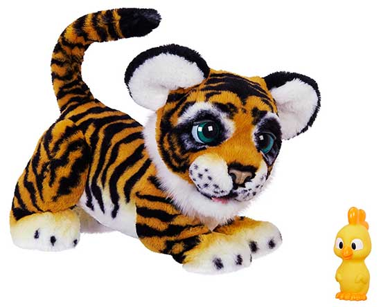 furReal Roarin Tiger - Top 10 Hot Toys - North Texas Kids Magazine