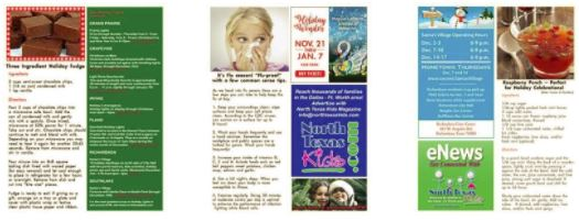 DFW Holiday Guide - North Texas Kids Magazine