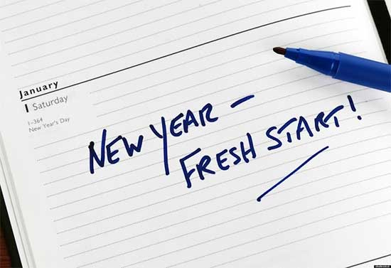 Top 10 New Yearu0027s Resolutions