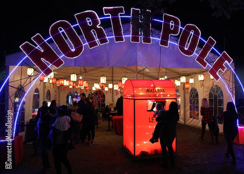 North Pole - Holiday Wonder Dallas - North Texas Kids Magazine