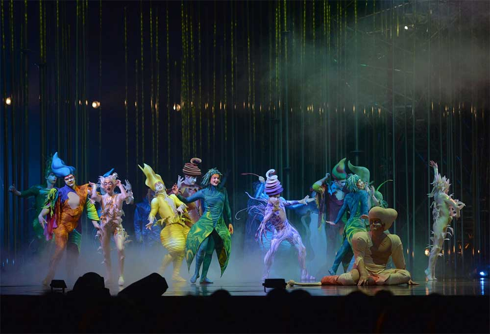 Varekai - Cirque du Soleil - North Texas Kids Magazine