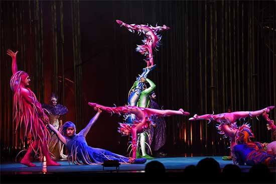 Cirque du Soleil - Varekai - North Texas Kids Magazine