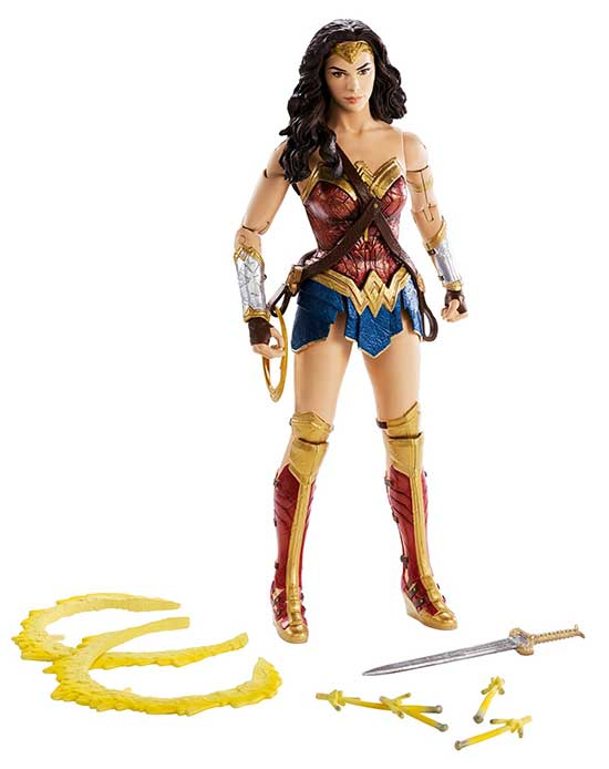 Wonder Woman Action Figure - Top 10 Hot Toys - North Texas Kids Magazine