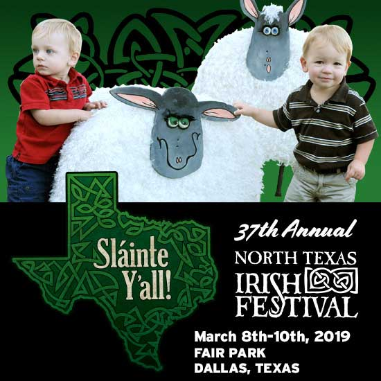 North Texas Irish Festival - North Texas Kids