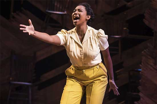 Celie -The Color Purple - North Texas Kids