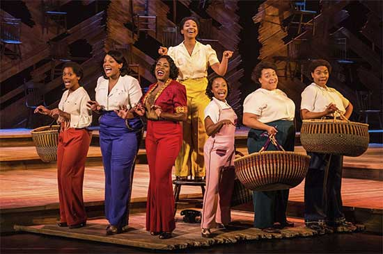 Cast - The Color Purple - North Texas Kids