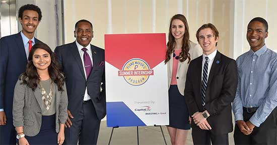 Plano Mayor's Summer Intern Program - North Texas Kids