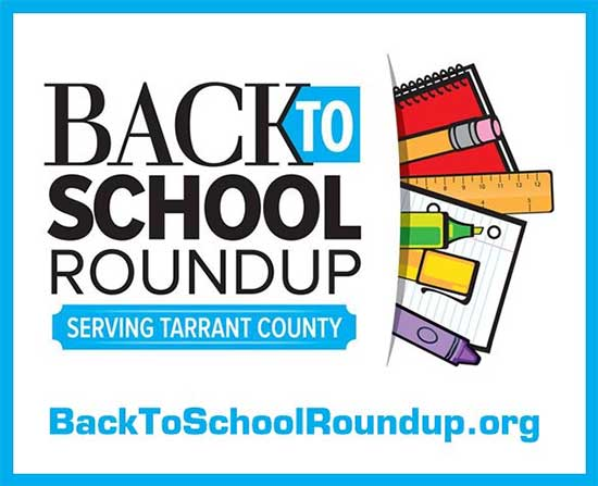 Tarrant County Back to School Round Up - North Texas Kids
