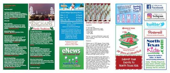 Holiday Guide - North Texas Kids