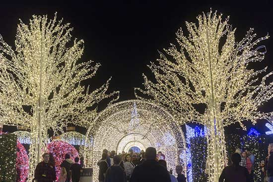 Enchant Christmas.North Texas Kidsholiday Fun At Enchant Christmas World S