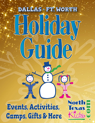 Holiday Guide 2018 - North Texas Kids