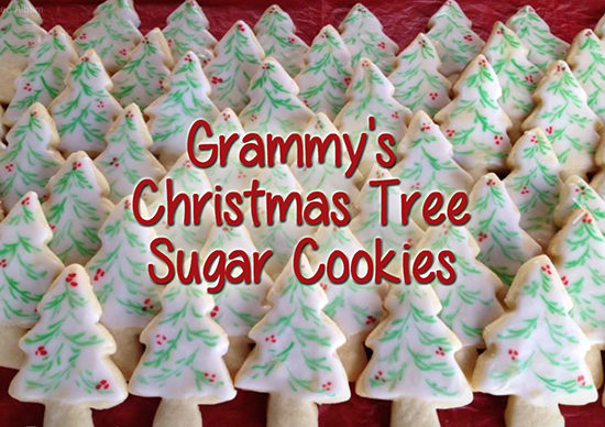 Christmas Tree Cookies - North Texas Kids