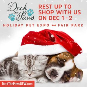 Deck the Paws Pet Expo - North Texas Kids
